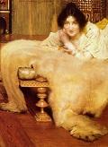 Alma_Tadema_A_Listner