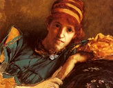 Alma Tadema_Sir_Laurence_Portrait