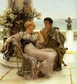 Alma_Tadema_A_Roman_Art_Lover