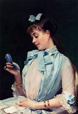 Portrait Of Aline Mason